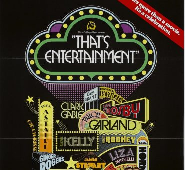 Behind the Scenes at MGM's 1974 Premiere of <i>That's Entertainment</i>