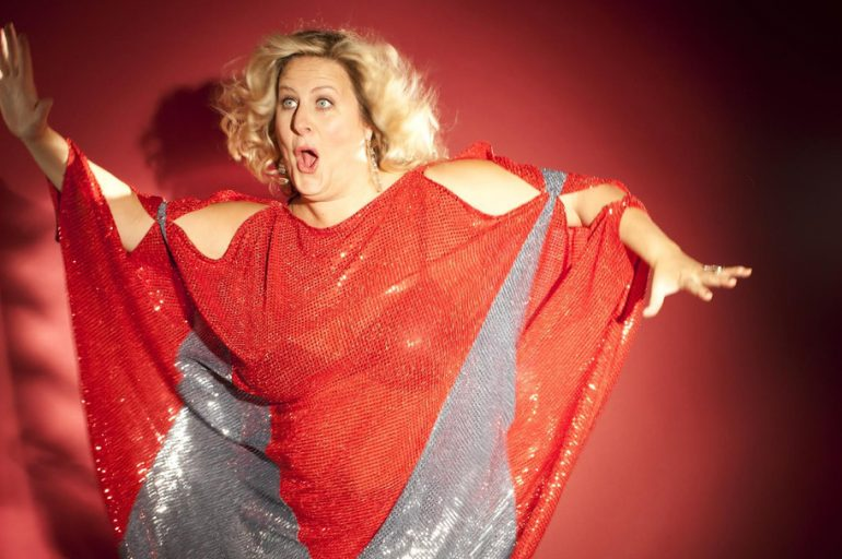 A Conversation with Bridget Everett, the Outsider Who Is Redefining Cabaret Music for a New Generation