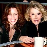 <i>Stargayzing</i> Guest Columnist Nancy Balbirer Remembers the Great Joan Rivers