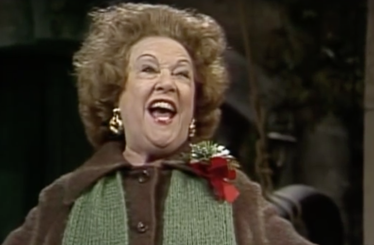 """Ethel Merman's Scorched Earth Cover of """"Tomorrow"""" from <I>Annie</I>"""